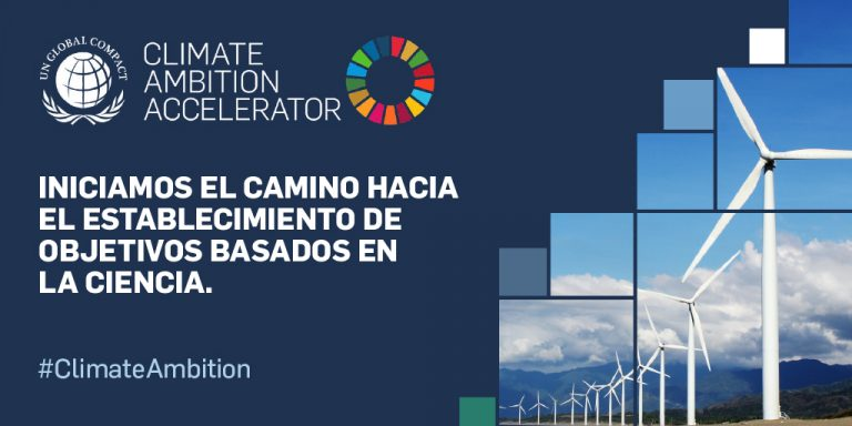 Programa Climate Ambition Accelerator