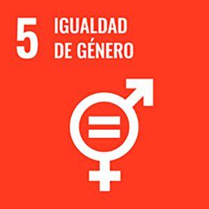 ODS Igualdad de género