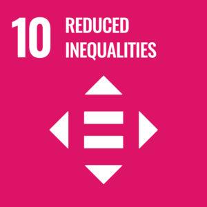 ODS Reducción de la desigualdades