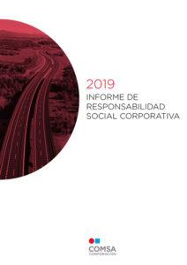 Resumen del informe de responsabilidad social corporativa 2019 - COMSA Corporación
